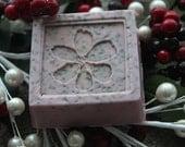 Cranberry Soap Bar