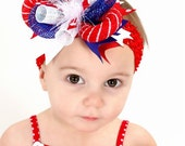 Oh The Red, White, And Blue Cyber Baby Design