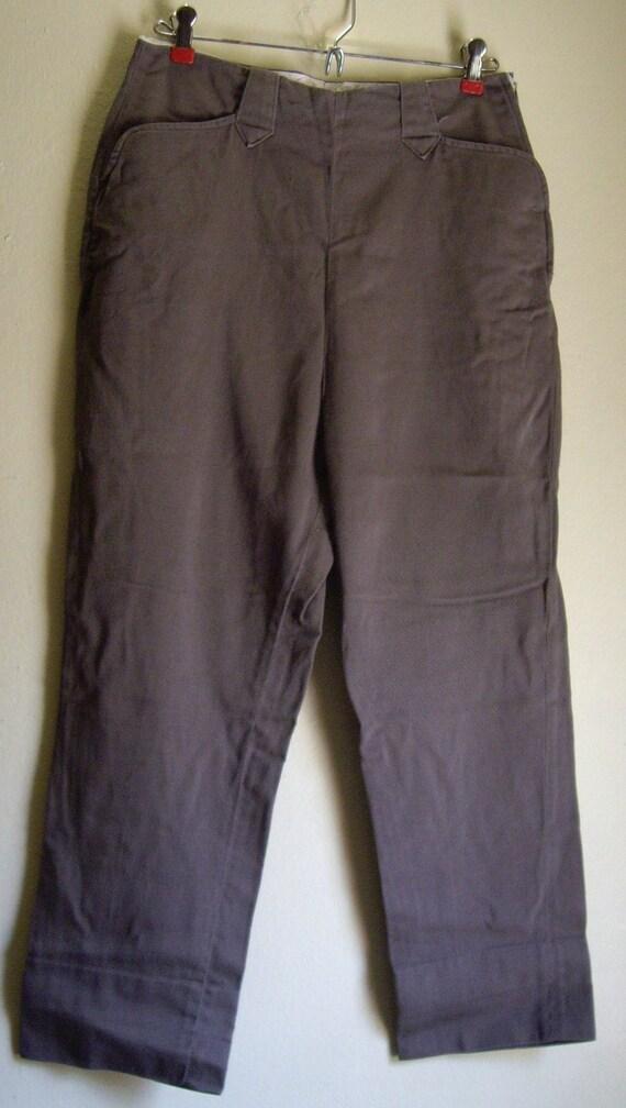 1940s Levis Ranch Pants 29 Waist