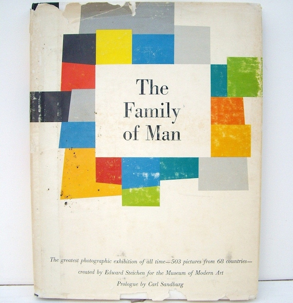 The Family of Man Hardcover