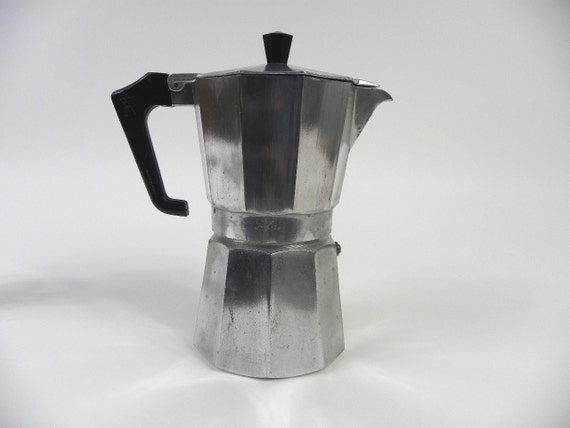 Italexpress Coffee Maker How To Use : Bialetti Ital Express Coffee Maker 1950 s