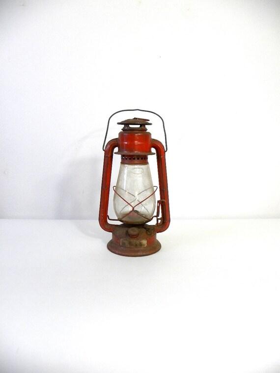 RESERVED FOR JAMIE-Vintage Dietz No. 20 Junior Lantern