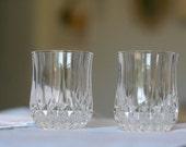 Set of crystal shot-glasses