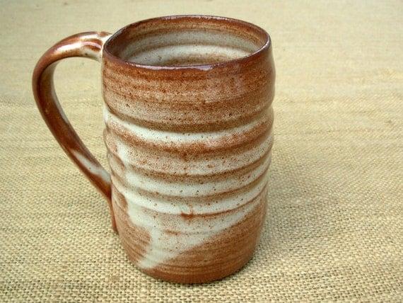 Coffee Mug- Creamy Shino