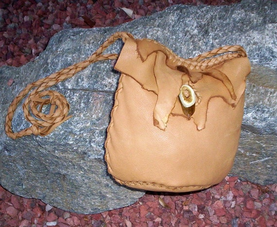 Hand Laced Leather Deerskin Custom Listing for Mai