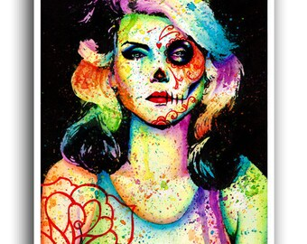 Blondie | Limited Edition | Signed Poster