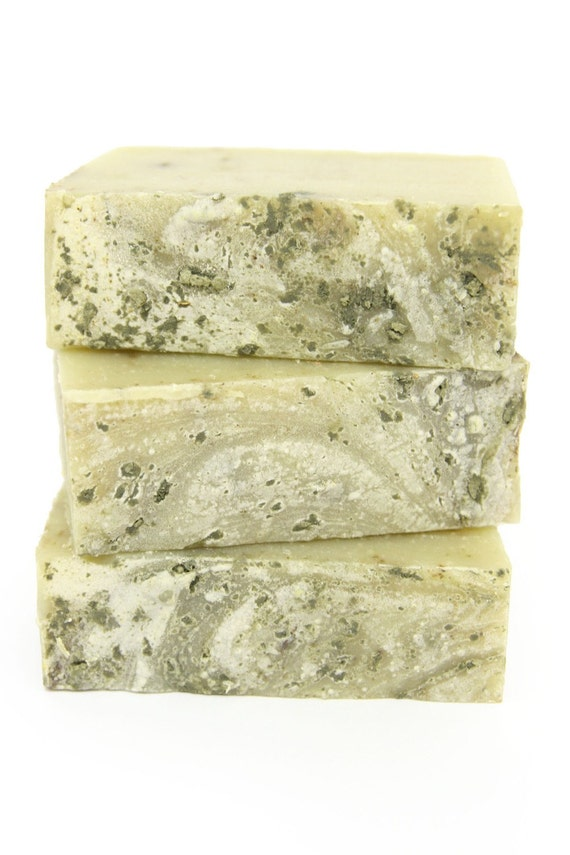 Sweet Sage Cold Process Body Soap