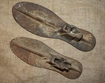 Cast Iron Shoe Forms