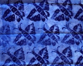 Sheet hand printed tissue paper