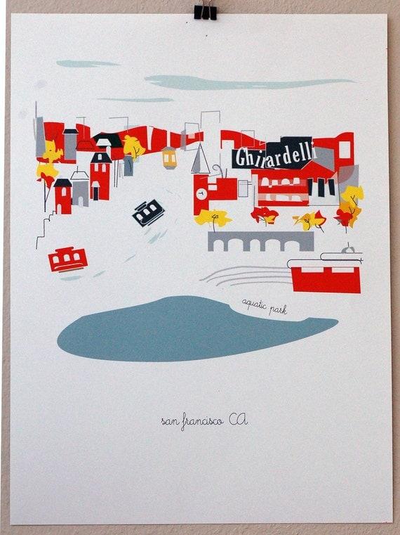 San Francisco -Ghirardelli