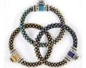PDF Bead Pattern-Circle of Gems