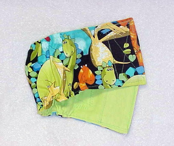 Male Dog Diapers Diaper  Belly Band  Wrap  Packed  Dinosaurs Custom Sizes To 22 Inches