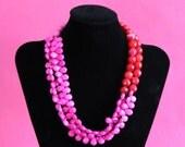 Red & Pink Vintage