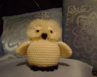 Owl PDF Crochet Pattern