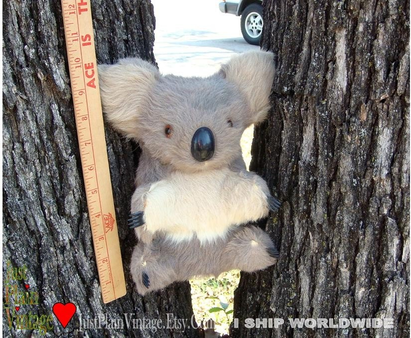 1950s Koala Bear / Kangaroo Fur price shown is 50% off
