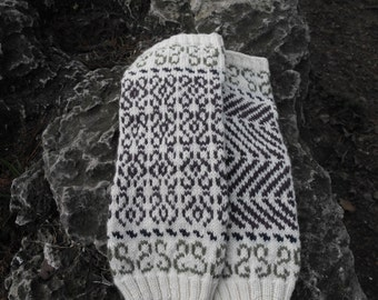 charming mittens Szidi