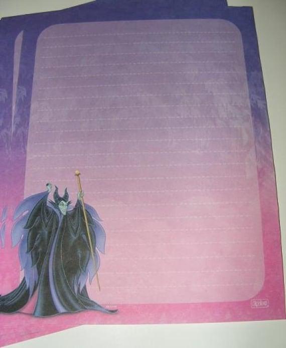 Disney Villains Maleficent Paper 25ct.
