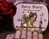 DISCONTINUED - FAIRY STORY Perfume Oil Set Perfume Oil Samples Collection -1 Set Left