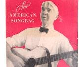 Carl Sandburg's New American Songbag Sheet Music