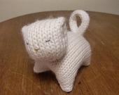 Pure Organic Wool Kitten