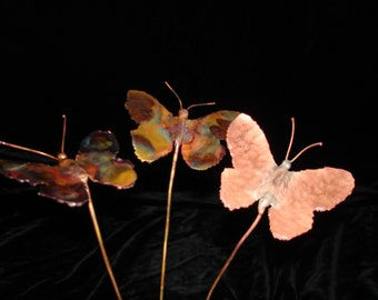 Garden Butterfly sticks