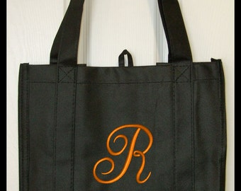 Personalized Tote w/Initial