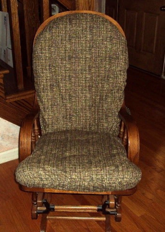 Glider Rocker Cushion Slipcover Overstocked Sale By