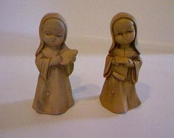 Nun Figurines