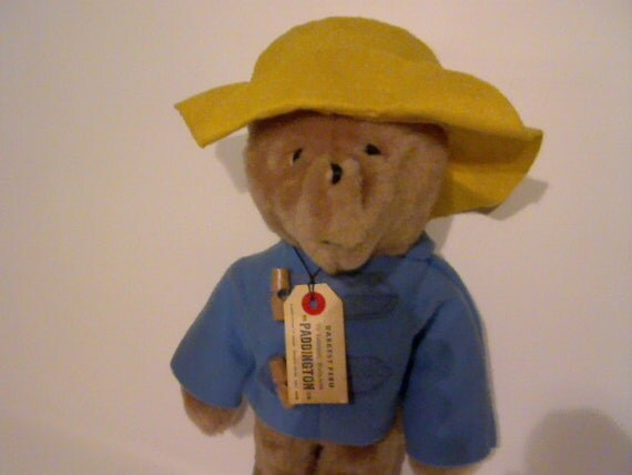 Paddington Bear by Eden Toys Inc