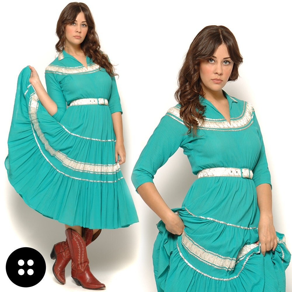 Vintage Western Dresses - Cocktail Dresses 2016