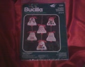 Bucilla Bell Chimes Cross Stitch kit