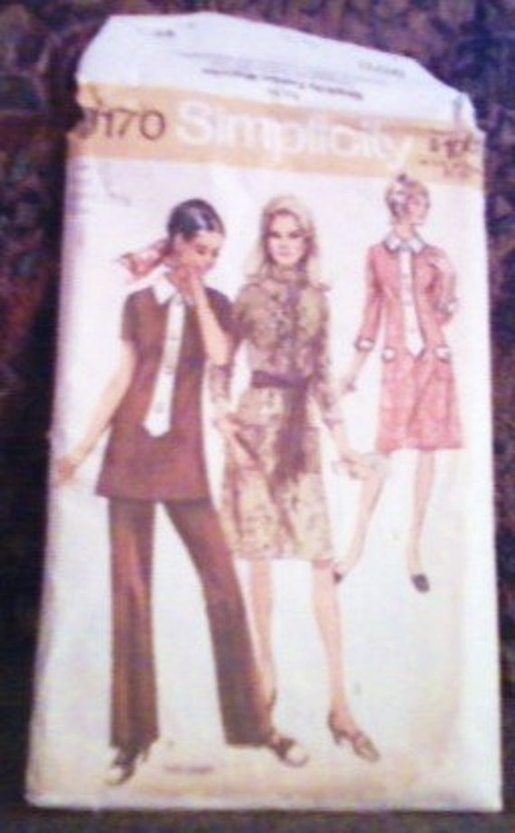 Simplicity 9170  from 1970