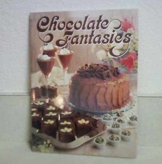 Chocolate Fantasies from Southern Living 1987