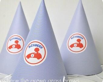 Car Party Hats