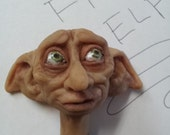 Dobby the Free Elf, sculpted pen. made to order