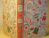 Vintage 1942 Book - Apple in the Attic by Mildred Jordan