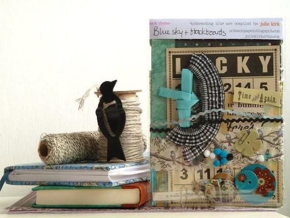 Blue Sky & Blackboards - KIT for CREATIVITY - 'Interesting Bits'