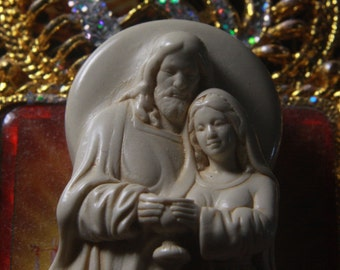 MARY with JESUS in DIVINE union in love