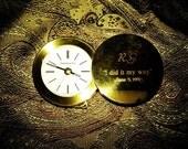 Tiffany & Co Swiss , Desk or Travel Alarm Clock