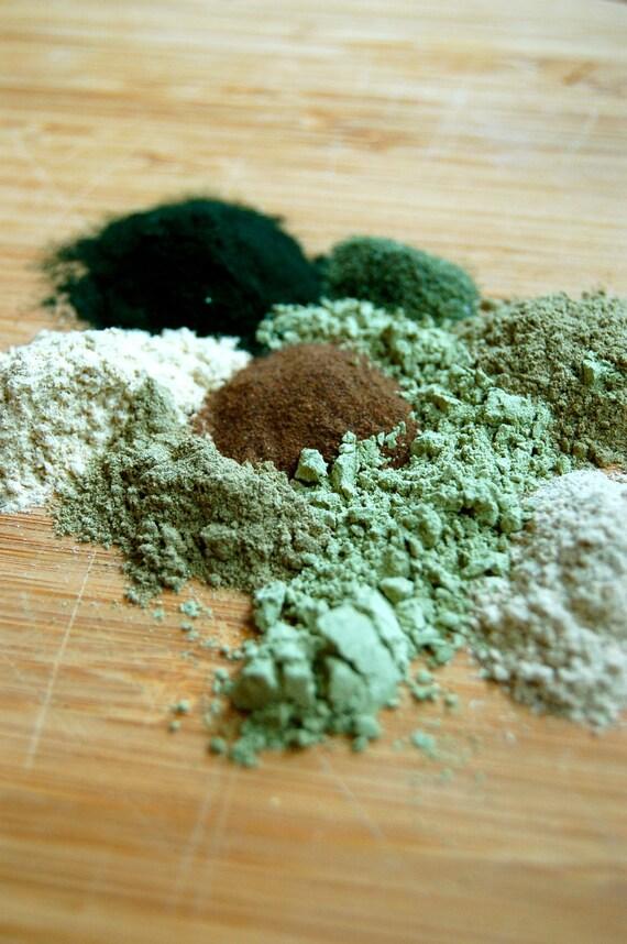 Super-Rainbows-Love-Go Herbal Powder - 1 oz - Organic
