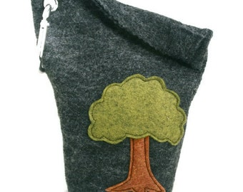 Leash Bag - Little Tree