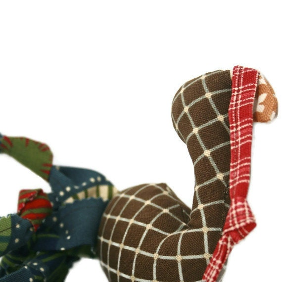 Dog Toy - Tom Turkey