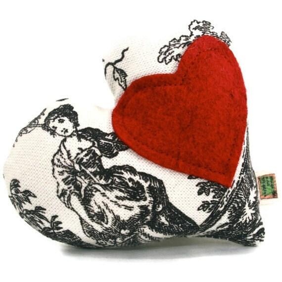 Dog Toy - Valentine All My Heart