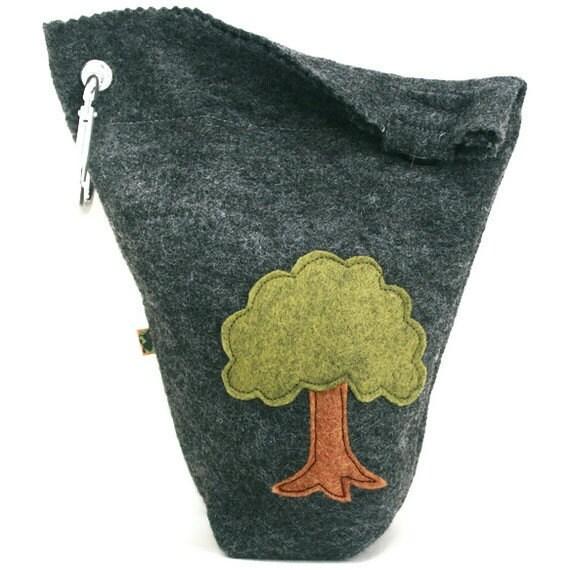 Leash Bag Large Tree