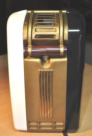 Westinghouse Model H 125 Refrigerator Radio 1946