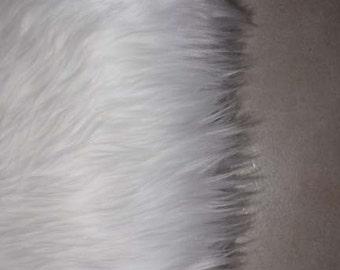 Snow White Faux Fur