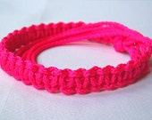 Party In Pink  Bracelet