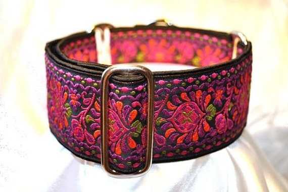 Conspicuously Colorful Martingale Collar - 2 Inch