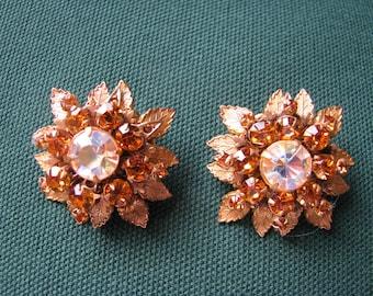 MIRIAM HASKELL, Earrings