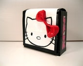 Hello Kitty Trading Card Game Duct Tape Deck Box
